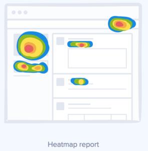 crazy egg geofence heatmap report