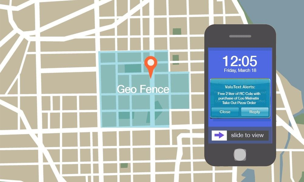 what is geofencing advertising