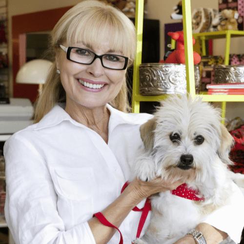 pet owner shop geofencing