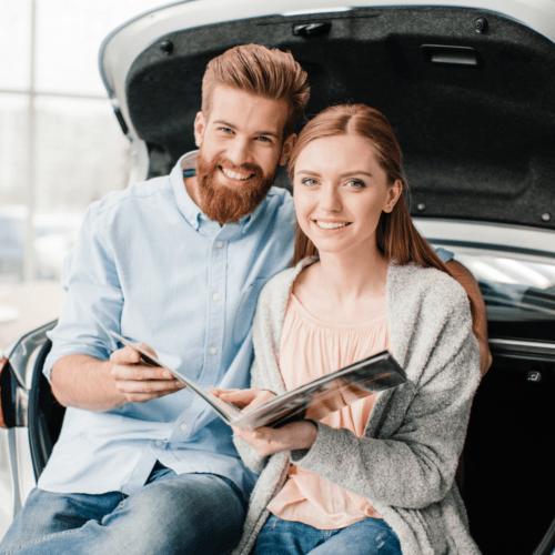 car dealership geofencing