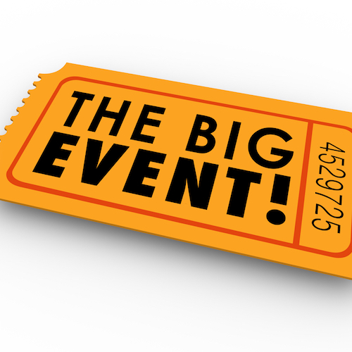 event planning marketing conference